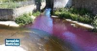foto do rio esteiro vermelho